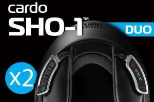 Cardo SHO-1 DUO